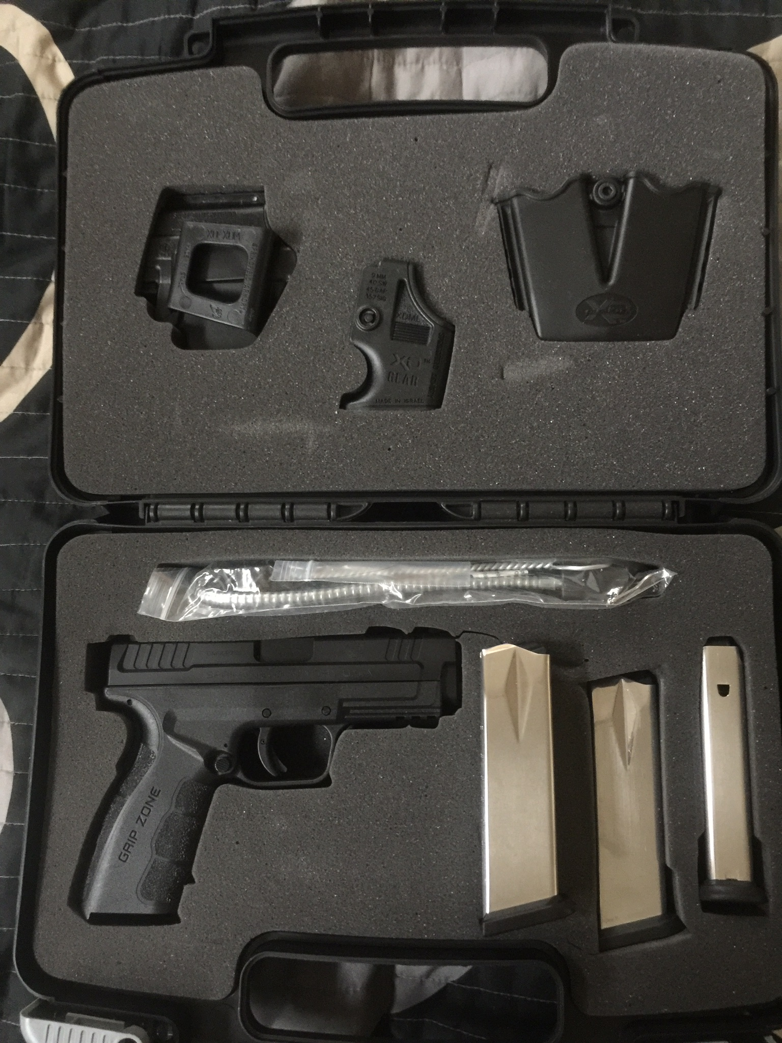 PRP Extended Grip Safety | Springfield XD Forum