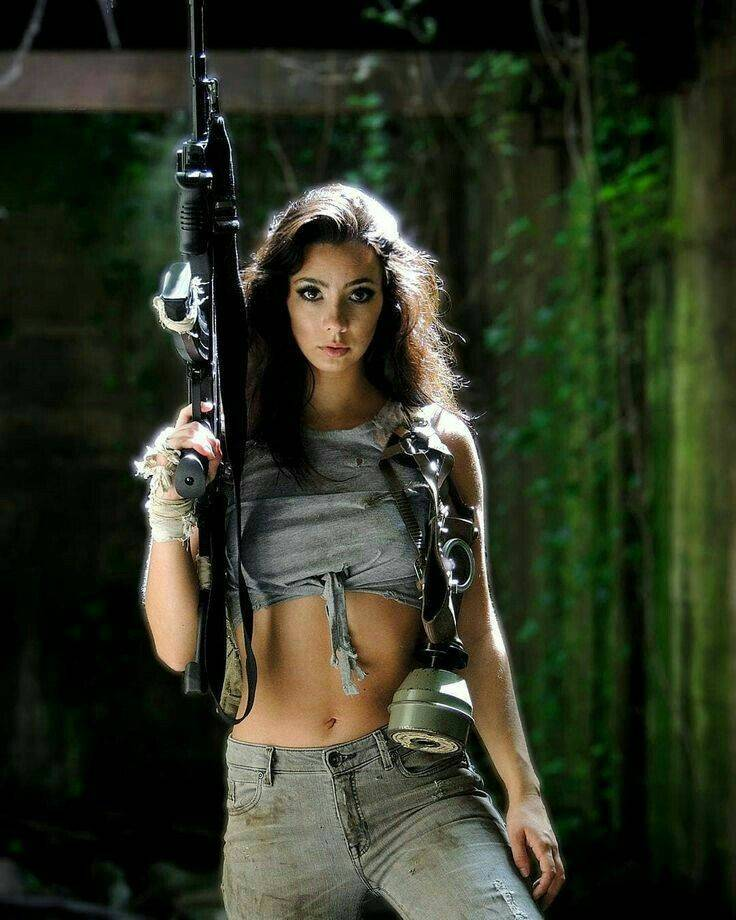 Nsfw Girls And Guns Contains Provocative Pictures Part Iii  Page 860 -9109