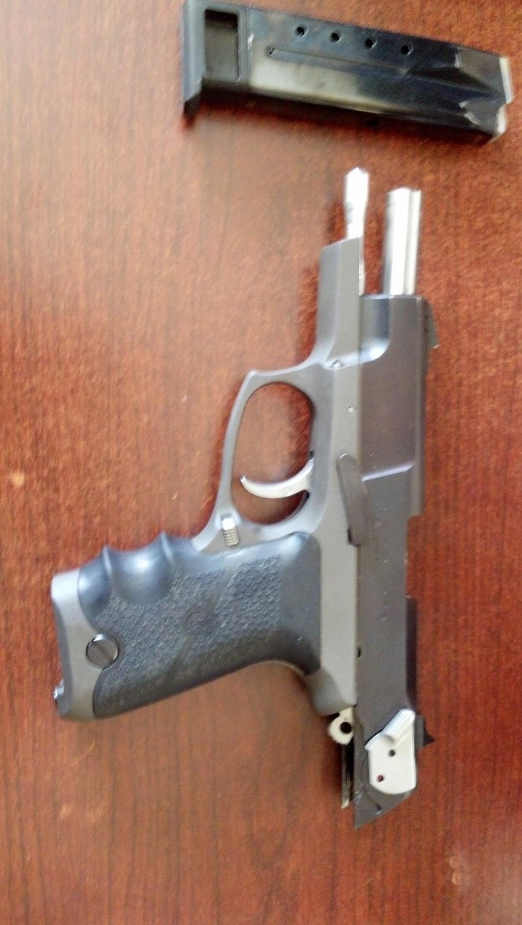 Breech Face erosion on a new Glock? | Northwest Firearms