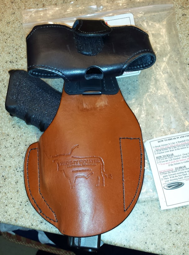 Deep conceal holster with Cell phone holster | Springfield XD Forum