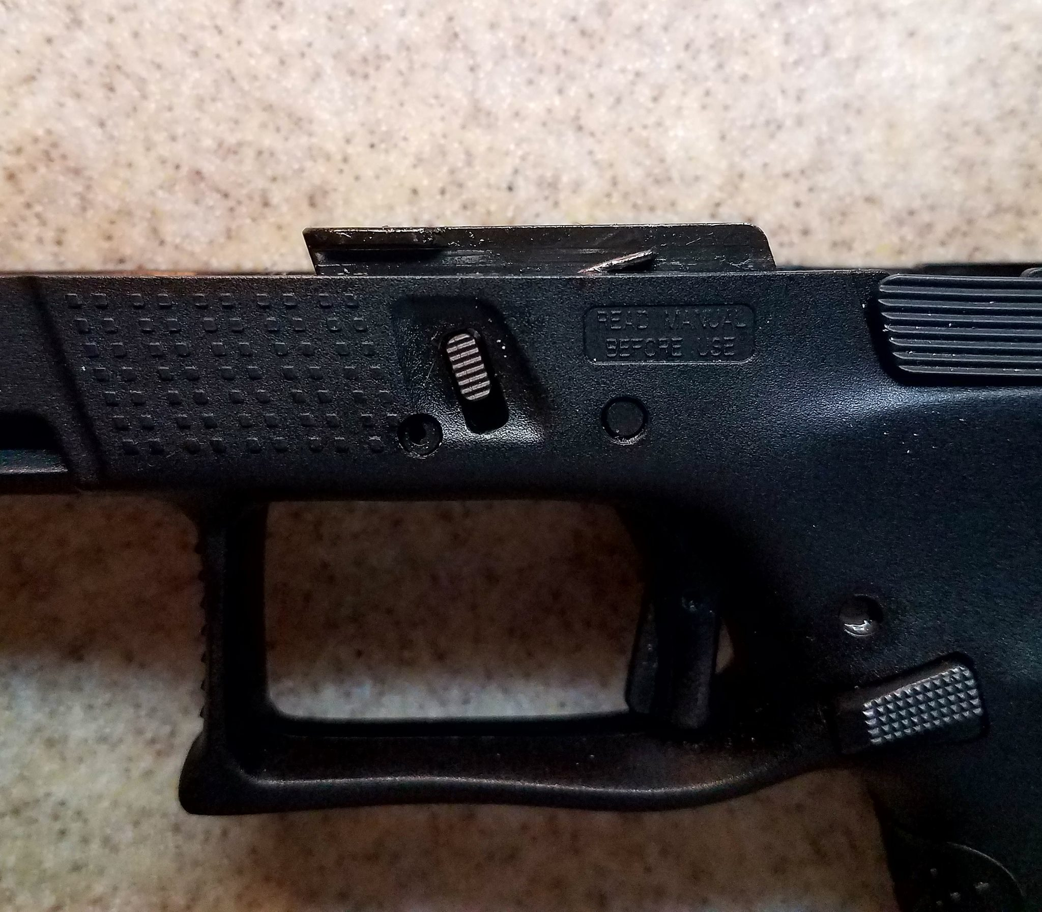 Minor issue with my second CZ P10C    | Springfield XD Forum