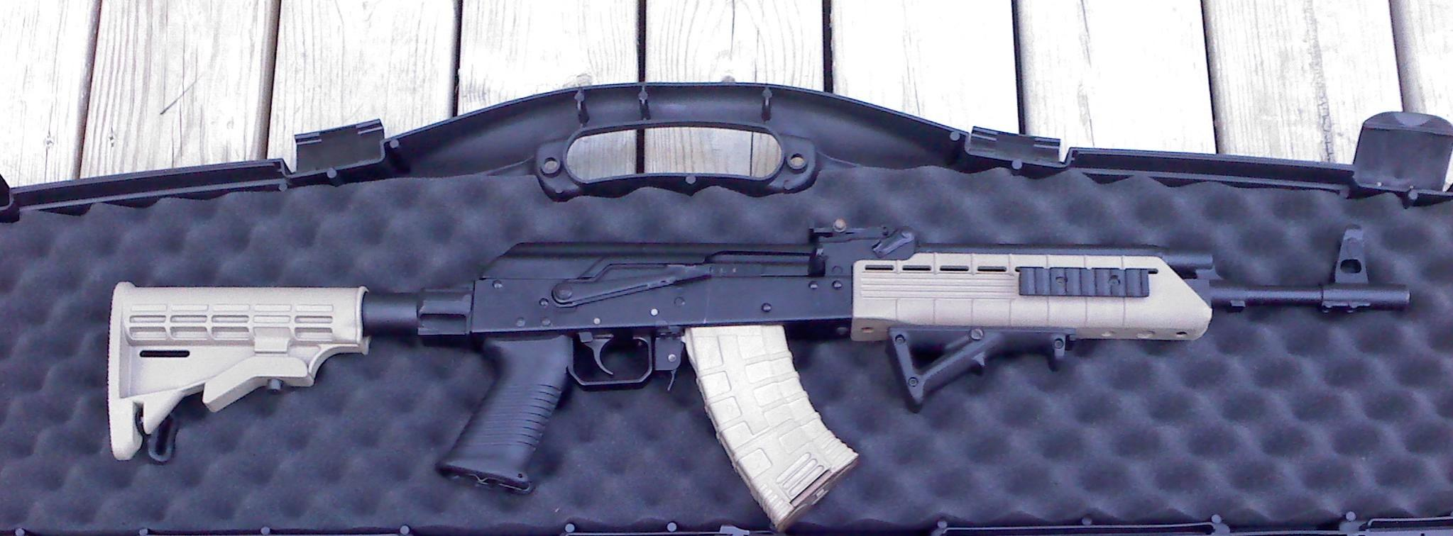 Furniture options for Milled AK | Springfield XD Forum