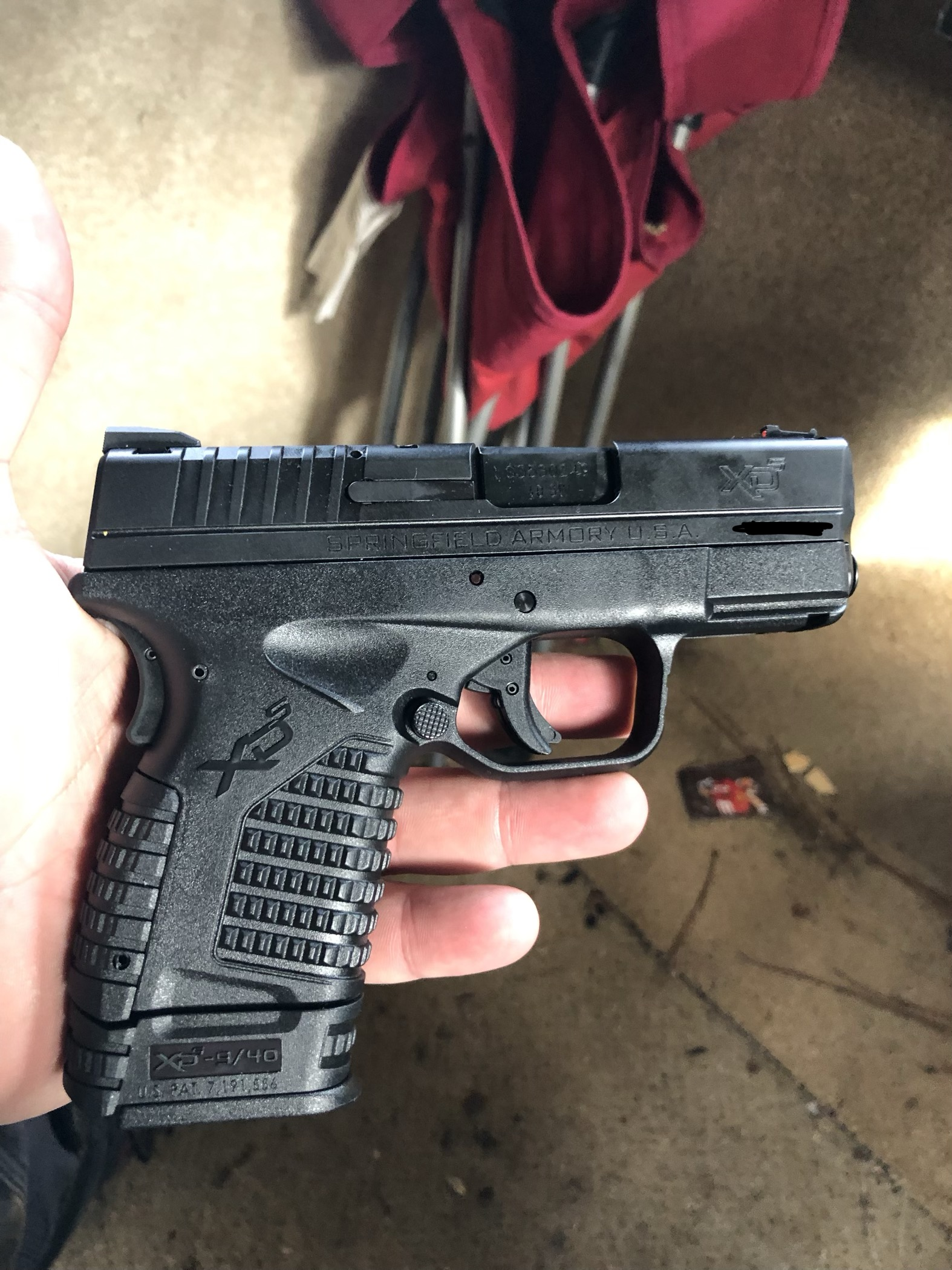 XDS 40 Extended Mags | Springfield XD Forum