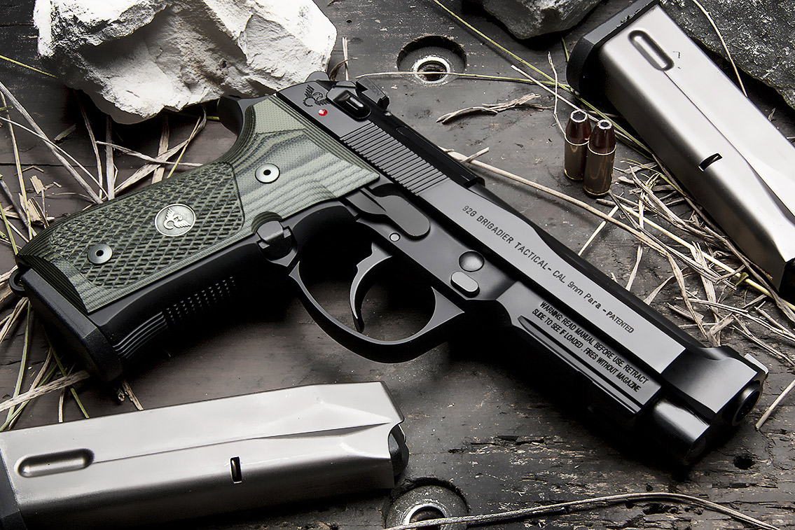 M9A3 or Wilson Brigadier Tactical? | Springfield XD Forum