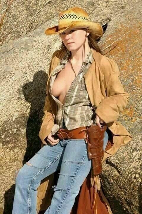 Жопастые женщины ковбои