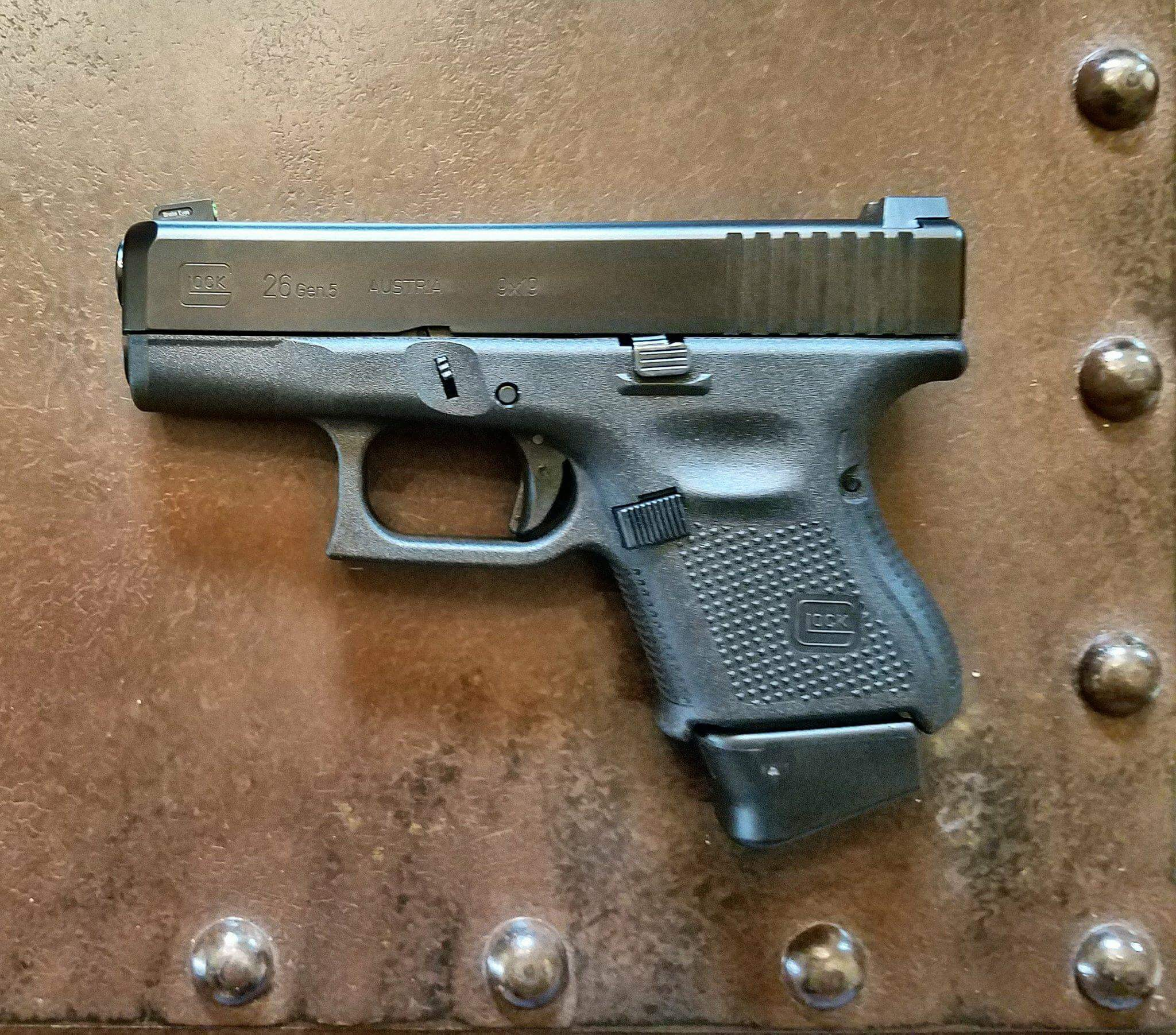 Picked Up A New Gen 5 Glock 26 Springfield Xd Forum
