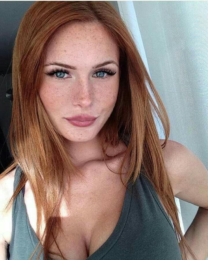 Hot teen redhead