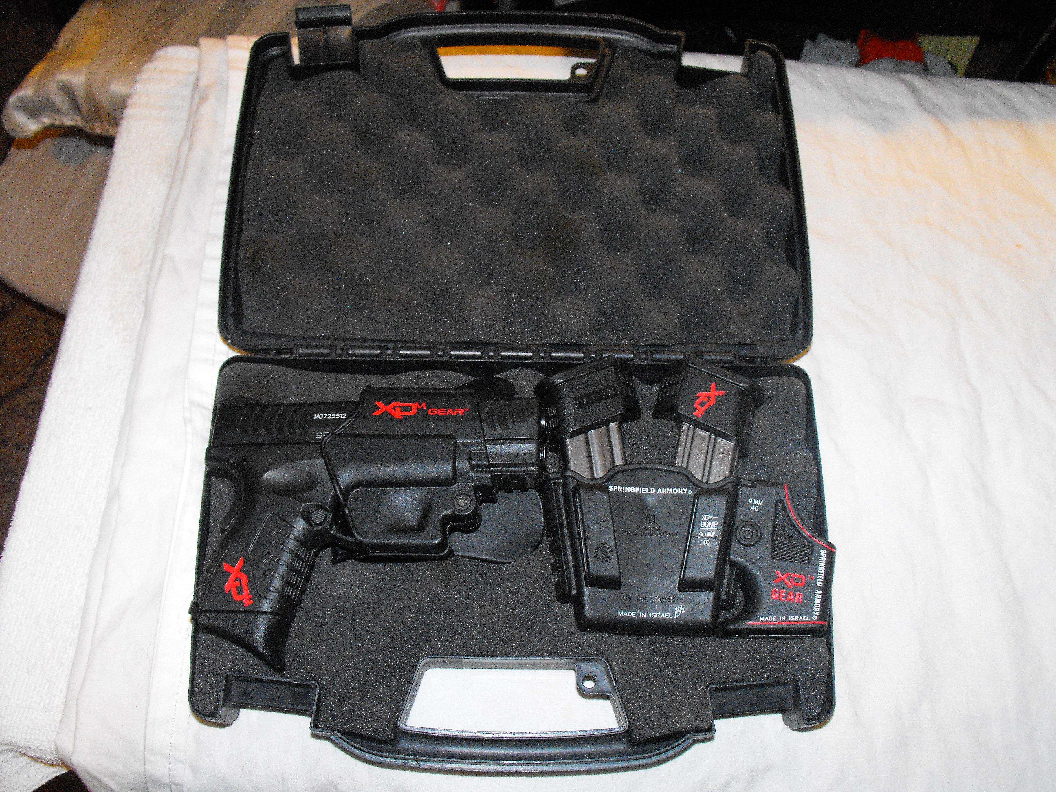 Quick Fire Qf300 Sxd Case Springfield Xd Forum