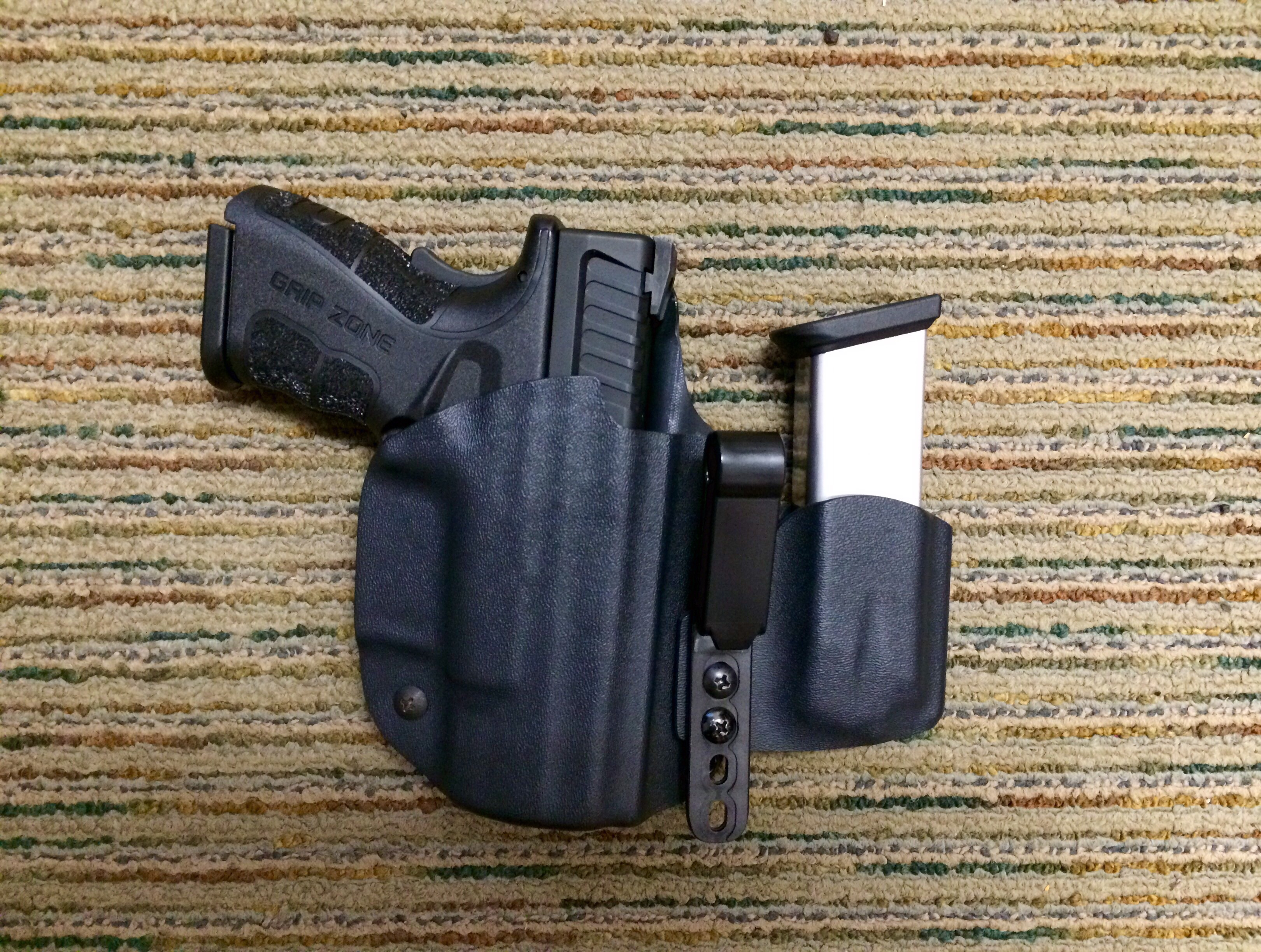 Appendix carry holster suggestions for Mod 2    Springfield XD Forum