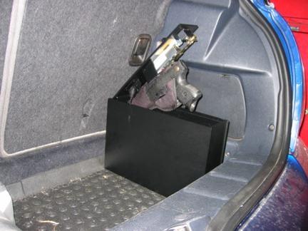 Guns Safe In Cars Springfield Xd Forum