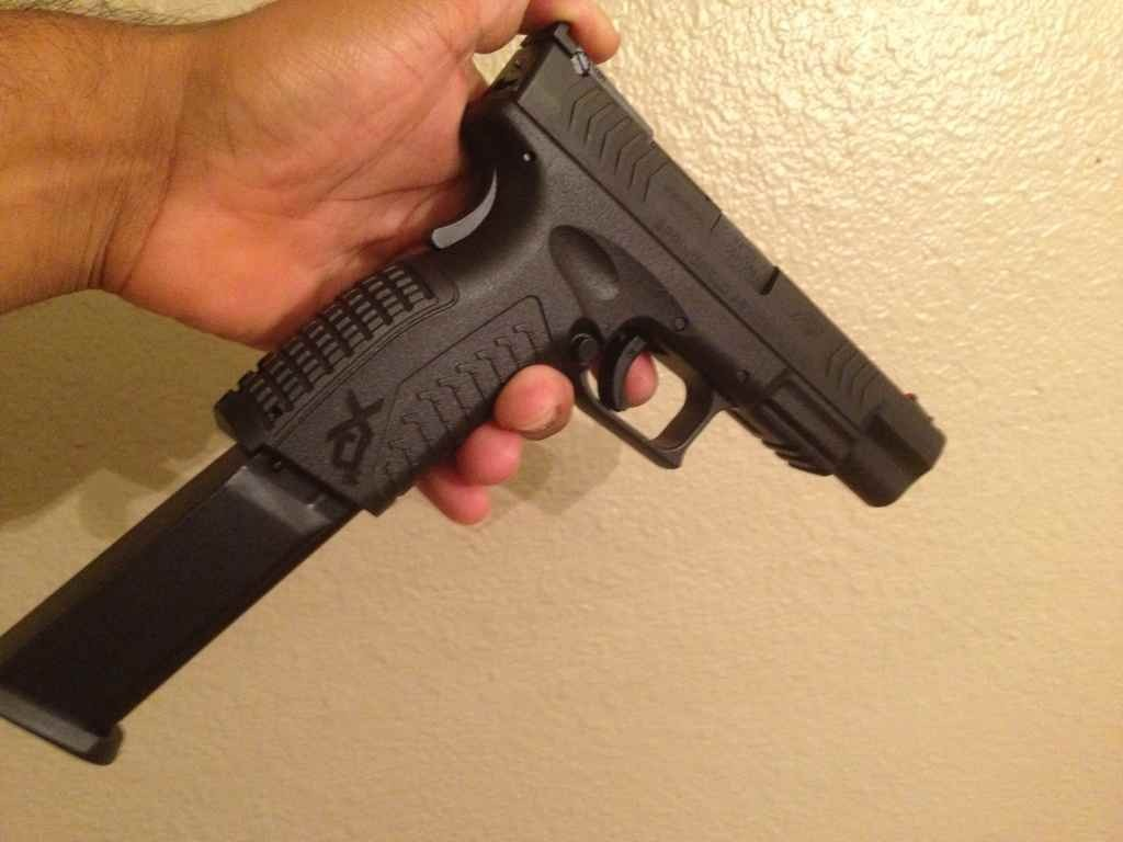Xdm High Capacity Mags Page 2 Springfield Xd Forum