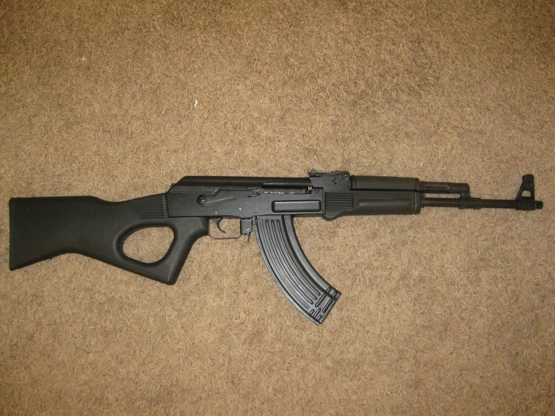 my Bulgarian Arsenal SLR-95 rebuild - for