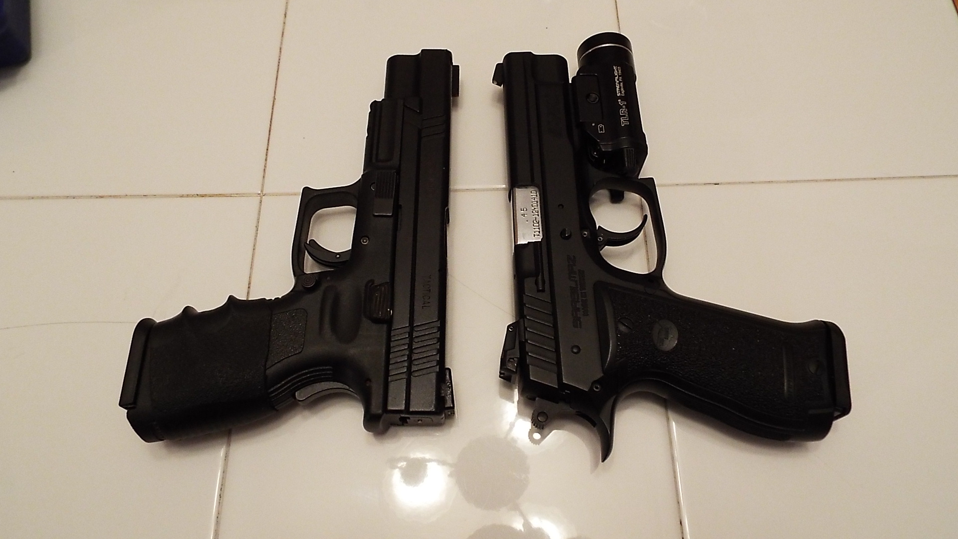 EAA K2 Double stack 45 | Page 2 | Springfield XD Forum