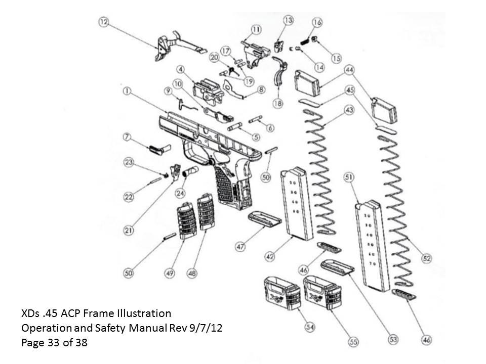 Xd 45 Parts Diagram - DIY Enthusiasts Wiring Diagrams •