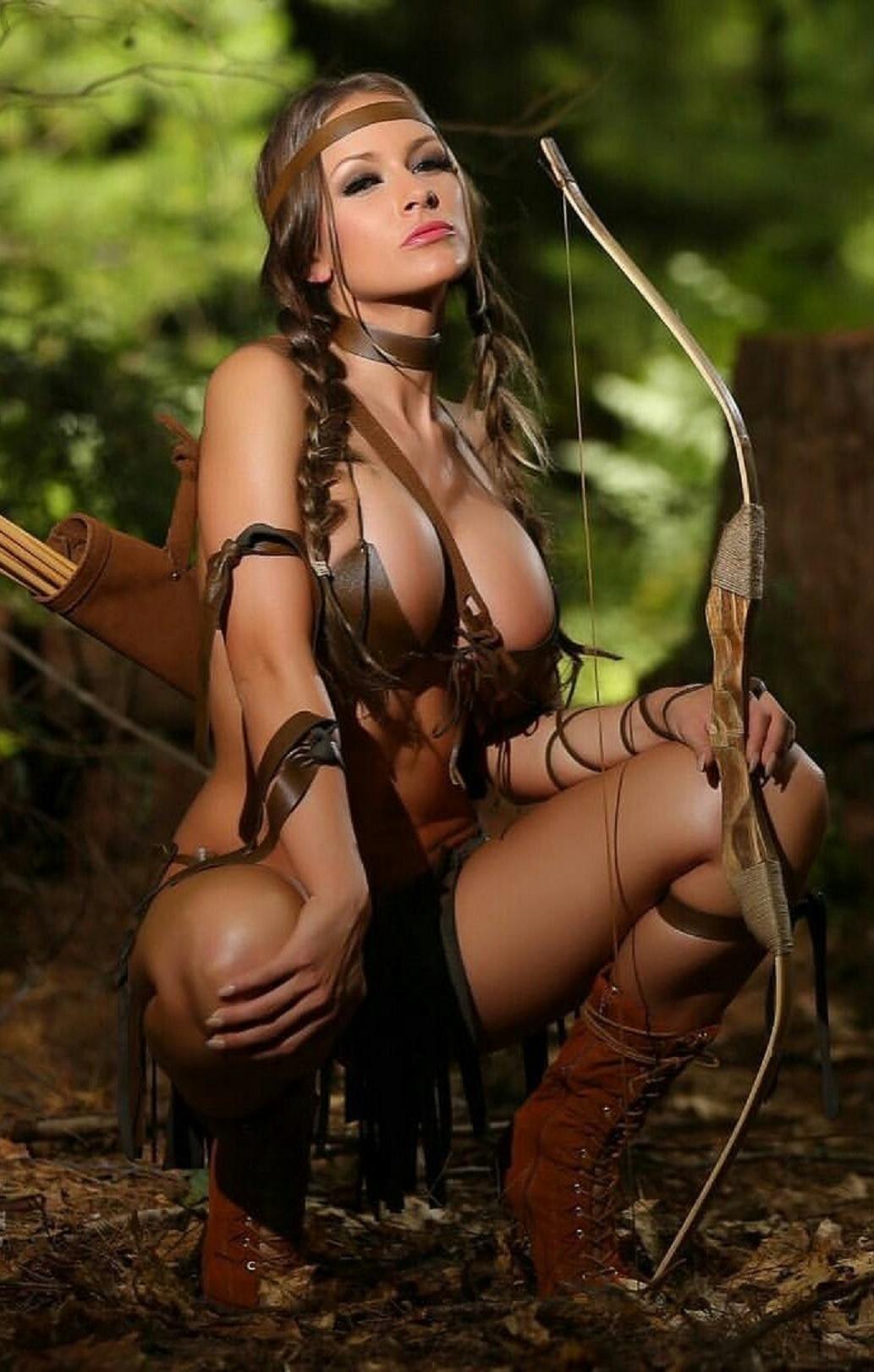 эротика девушки воины арт фото - 9