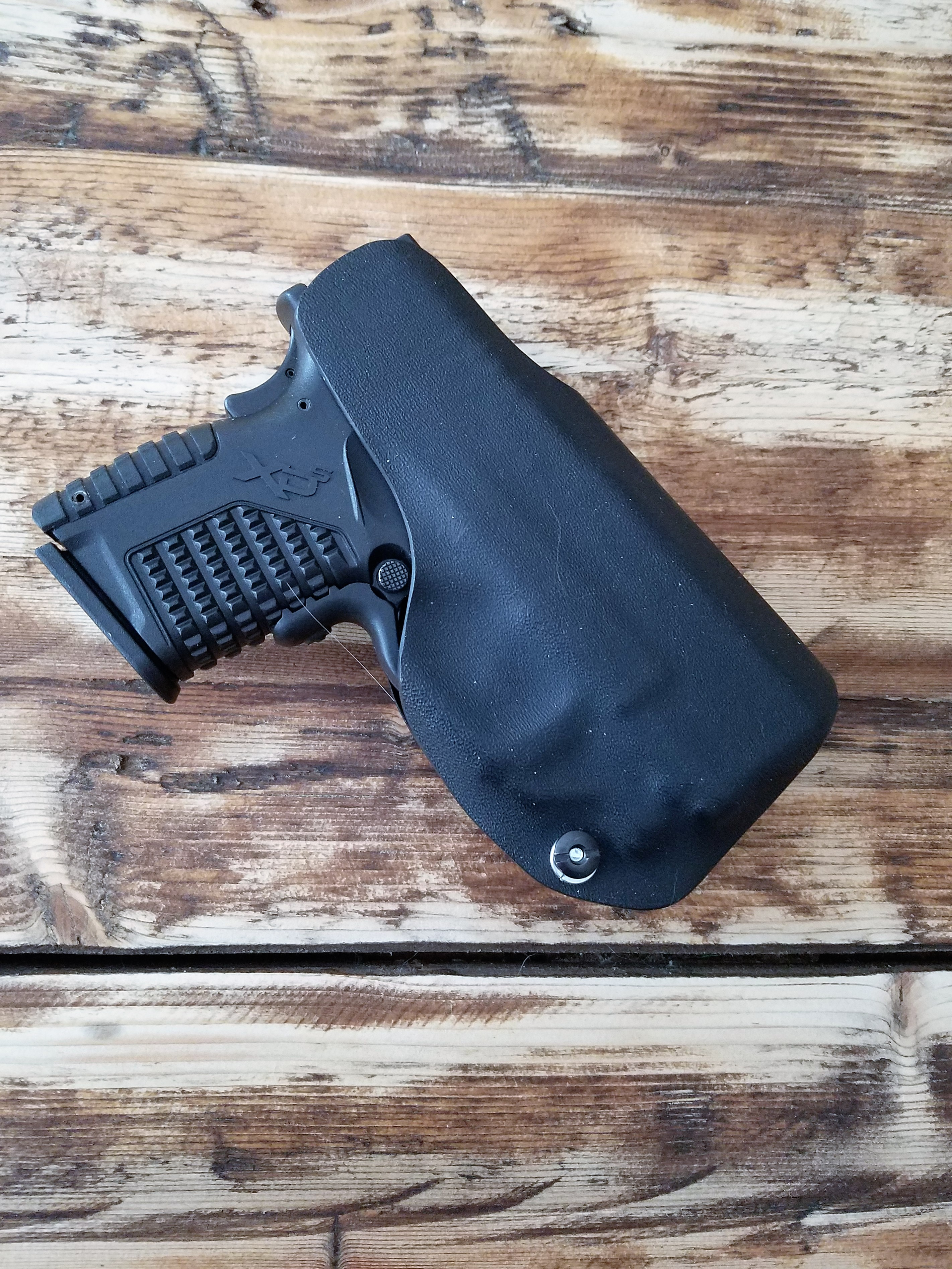 Clinger Stingray IWB holster, or other suggestions