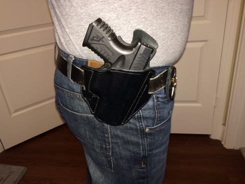 For those who carry a XDs and Mod 2    | Springfield XD Forum